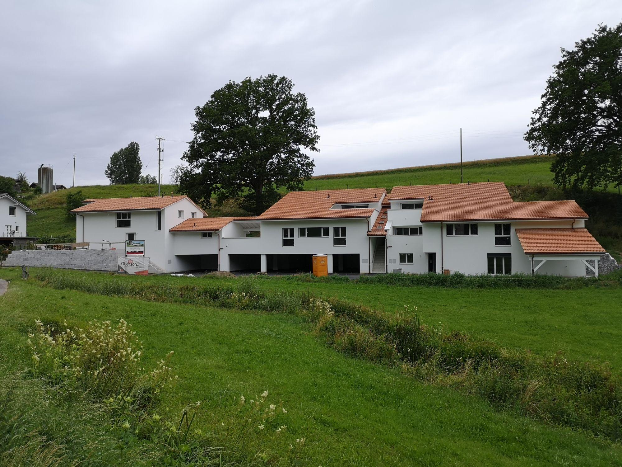 Corminboeuf - Chésopelloz