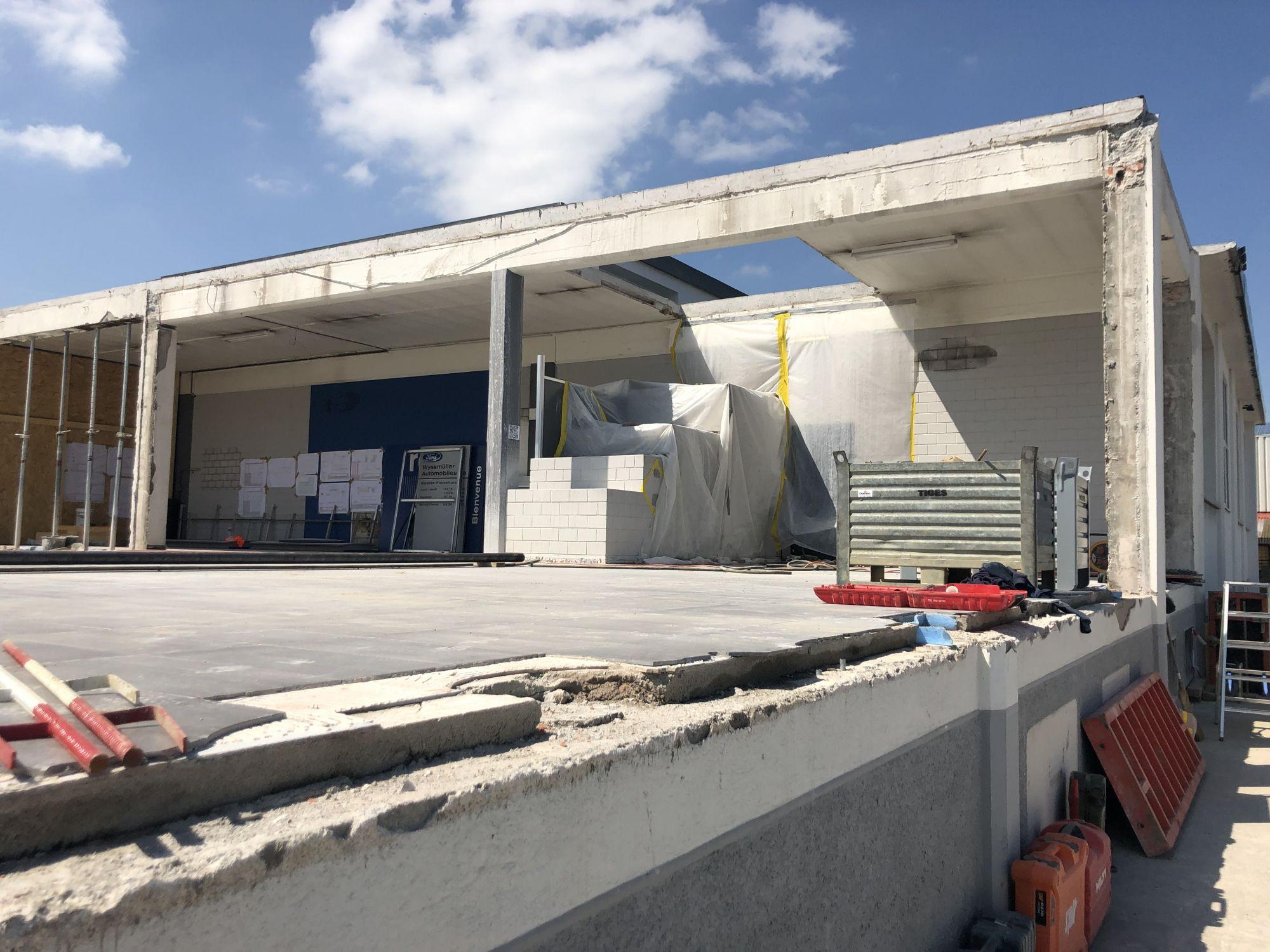 Bulle - Garage Wyssmüller